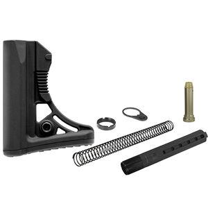 UTG PRO AR15 Ops Ready S3 Mil-spec Stock Kit, Black