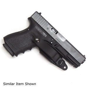 "Raven Concealment Vanguard 2 GLOCK 42/43 Basic Kit 1.5"" Overhooks IWB Holster Ambidextrous Black"
