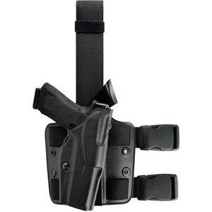 Safariland 6354 ALS GLOCK 17 22 31 with Light Drop Leg Holster Right Hand Black 6354-832-131