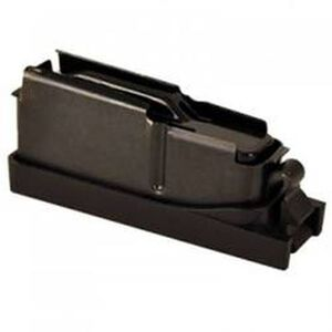 Remington Model 783 Long Action Magnum Caliber Rifle Magazine 3 Rounds 7mm Remington Magnum/.300 Winchester Magnum Steel Sleeve Polymer Base Plate Matte Black Finish 19524