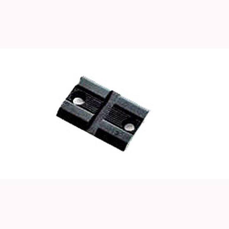 Weaver No. 421M Base Remington 7 and 673 Standard Detachable Top-Mount Base Rear Black Matte