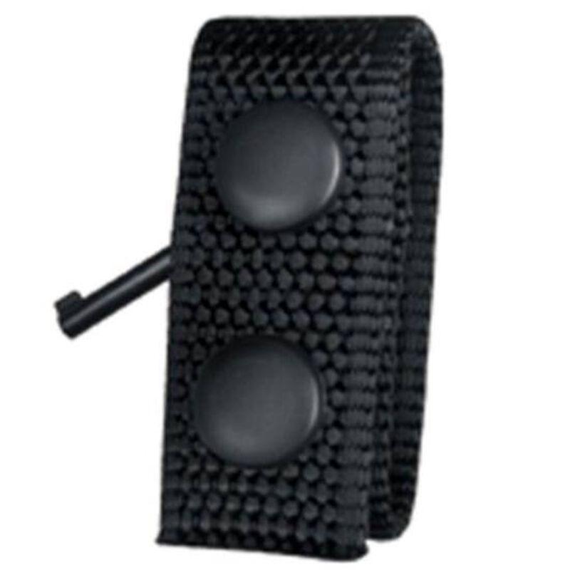 Gould & Goodrich Hidden Cuff Key Keeper Duraweb Nylon Black B2096