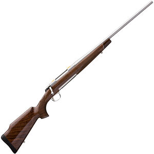 """Browning X-Bolt White Gold Bolt Action Rifle .300 Win Mag 26"""" Barrel 3 Round Capacity Walnut Stock Gloss Finish 035235229"""