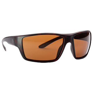 Magpul Terrain Eyewear Bronze Polycarbonate Lens Z87+ and MIL-PRF 32432 Rated TR90NZZ Frame Tortoise