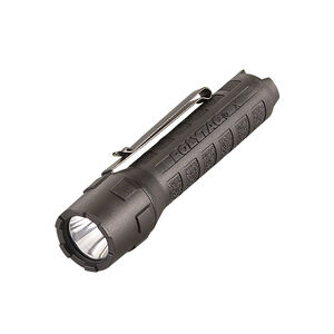 Streamlight POLYTAC X USB Handheld Flashlight, 600 Lumens, Polymer, Black Finish