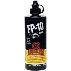 Shooter's Choice FP-10 Lubricant Elite 4 oz.