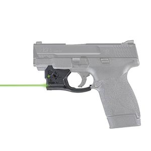 Viridian Reactor 5 Gen 2 Green Laser Sight Smith & Wesson M&P Shield .45 ACP with ECR Holster Black
