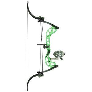 Muzzy Bowfishing Kit LV-X Oneida W/Xd Pro Reel Right Hand Green