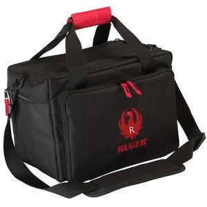 Allen Company Ruger Range Bag 9.5x13x4.5in Padded Bottom and Sides Black