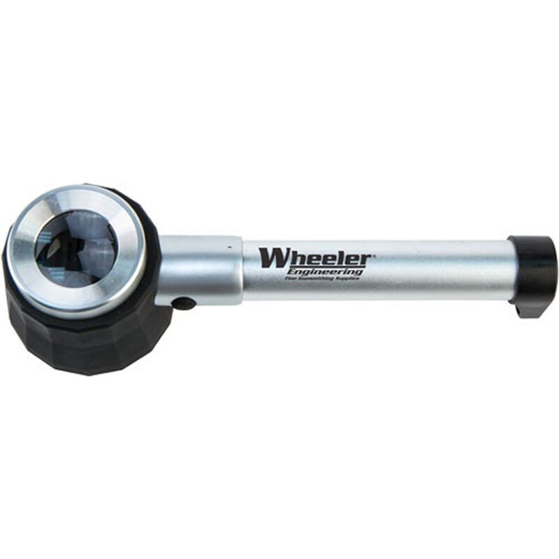 Wheeler Master Gunsmithing Handheld Magnifier with LED Light
