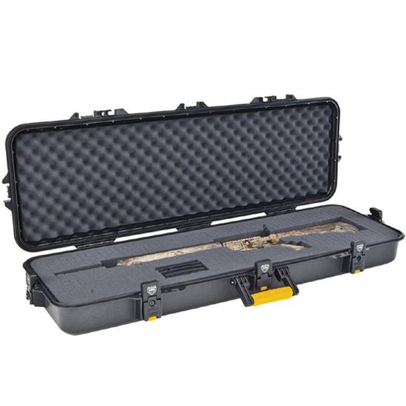 "Plano Gun Guard AW Tactical Rifle Hard Case 42"" Plastic Black 1084-20"