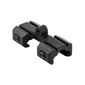 Mission First Tactical E-VolV Picatinny Rail Sling Swivel Stud Bipod Mount 6061 Aluminum Hard Coat Anodized Matte Black