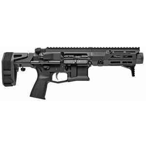 "Maxim Defense PDX 7.62x39 Semi Auto Pistol 5.5"" Barrel 20 Rounds M-LOK Free Float Forend Maxim Defense SCW PDW Pistol Stabilizing Brace Black"