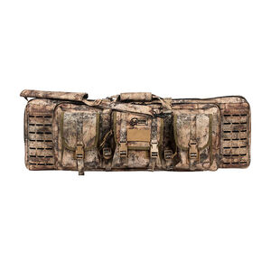 """Voodoo Tactical 36"""" Padded Weapons Case With Die Cut MOLLE VTC with Black Stitching"""