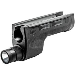 Surefire Dedicated Shotgun Forend For Mossberg 500/590 Ultra-High 600 Lumen LED Weapon Light 2 123A Batteries Black