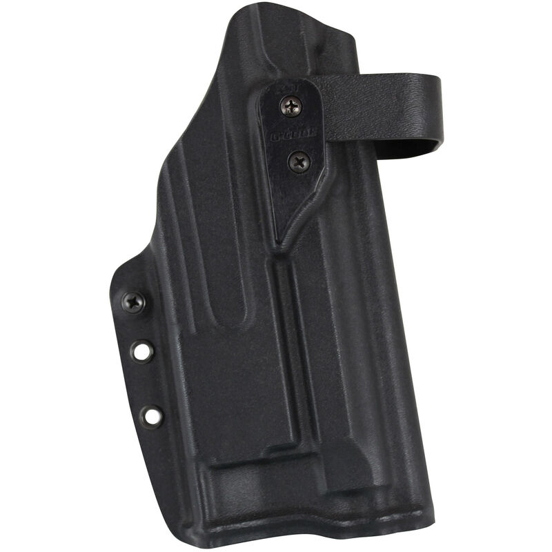 Steiner G-Code GLOCK 17/22/31 with SBAL-PL Laser Sight Level II Belt Holster Right Handed Kydex Black