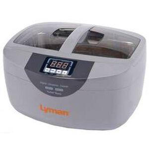 Lyman Turbo Ultrasonic Parts Cleaner 115 Volts