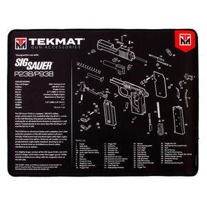 TekMat Sig Sauer P238 Ultra Premium Gun Cleaning Mat Neoprene
