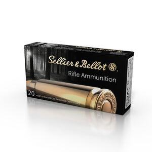 Sellier & Bellot .30-30 Winchester Ammunition 20 Rounds SP 150 Grains SB3030A