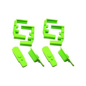 Hexmag HexID AR-15 Mag Color Identification System Green 4 Pack HXID4-AR-GRN