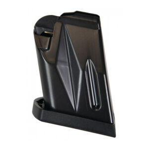 Rock Island Armory Bolt Action Rifle Magazine .22 TCM 5 Rounds Steel Base Plate/Steel Body Blued Finish OEMTCM225AFC