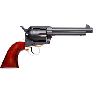 """Taylor's & Co Old Randall .45 LC Single Action Revolver 4.75"""" Barrel 6 Rounds Walnut Grips Blued Finish"""
