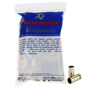 Winchester .38 Super Auto Unprimed Handgun Brass Cases 100 Count
