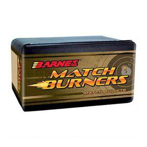 Barnes .30 Caliber Bullet 100 Projectiles Match Burner 175 Grain