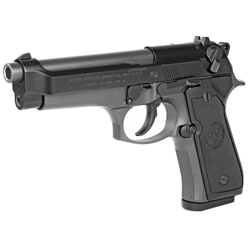 Beretta 92FS 9mm Luger Semi Auto Pistol 4 9