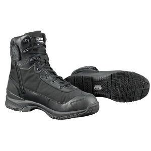 "Original S.W.A.T. H.A.W.K. 9"" Side Zip Tactical Boot Men's 13 Wide Black 165231W-13"
