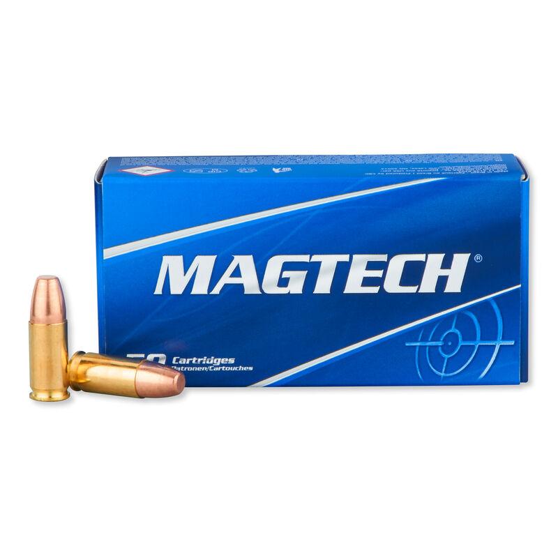 Magtech 9mm Luger Ammunition 50 Rounds Subsonic FMJ 147 Grains 9G