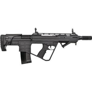 "Akdal MONASTOR-101 12 Gauge Bullpup Semi Auto Shotgun 20"" Barrel 3"" Chamber 5 Rounds Polymer Furniture Picatinny Top Rail Fixed Stock Black"