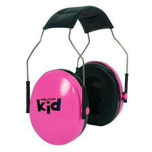 Peltor Junior Hearing Protectors Pink 97022