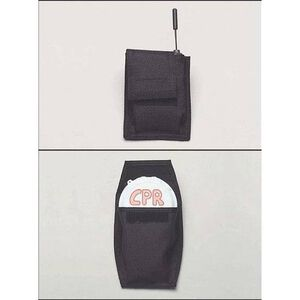 Emergency Medical International Basic CPR Holster Nylon Black 424