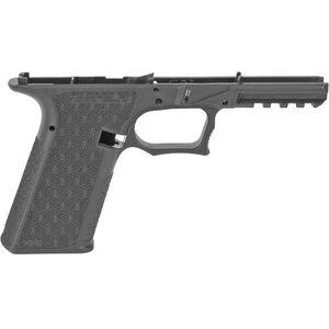 Grey Ghost Precision Combat Pistol Frame Full Sized/Standard GLOCK 17 Gen 3 Style Serialized Stripped Pistol Frame Gray