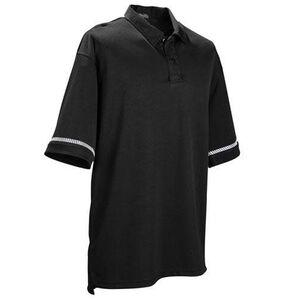 Mocean Tactical Short Sleeve Reflective Tech Polo