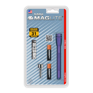 MagLite M3A986 Mini Mag AAA Hang Pack