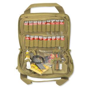 Pro Shot Super Kit Tactical Universal Cleaning Kit Soft Case Coyote SUPER KIT