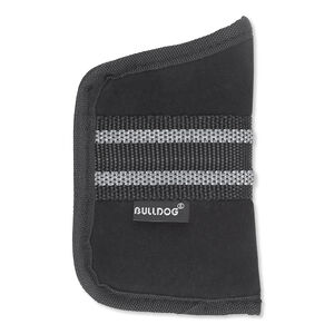 Bulldog Cases Medium Inside Pocket Holster Right Hand Nylon Black