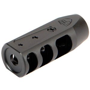 "Fortis Manufacturing RED Brake 5.56mm AR-15 Muzzle Brake 1/2""x28 TPI 4140 Steel Black Nitride Finish F-RED"