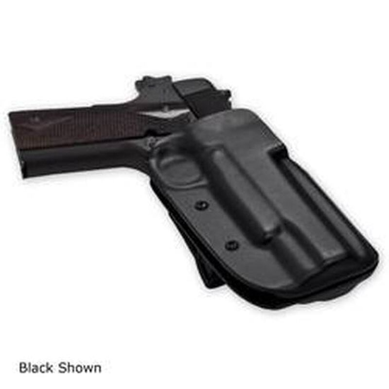 Blade-Tech OWB Holster For GLOCK 17/22/31 Right Hand ASR Polymer FDE HOLX000892538546