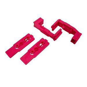 Hexmag HexID AR-10/.308 Mag Color Identification System Pink 2 Pack HXID2-SR25-PNK