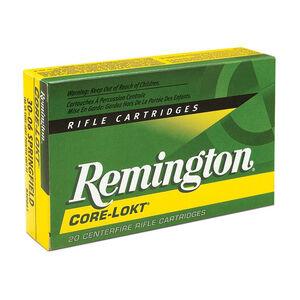Remington Express .300 Winchester Magnum Ammunition 20 Rounds 180 Grain Core-Lokt PSP Soft Point Projectile 2960fps