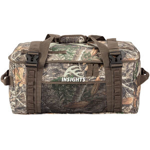 Insights Outdoors Traveler XL Gear Bag Realtree Edge 3600 cu in