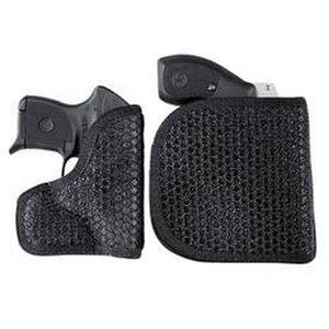DeSantis Super Fly Pocket Holster Beretta 84 Bersa Thunder 380 Ambidextrous Black Nylon