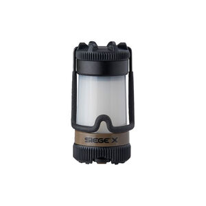 Streamlight Siege X USB Rechargeable Lantern, 325 Lumens, Polycarbonate Thermoplastic, Coyote