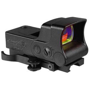AimSHOT HG-Pro Reflex Sight Circle Dot Reticle Green
