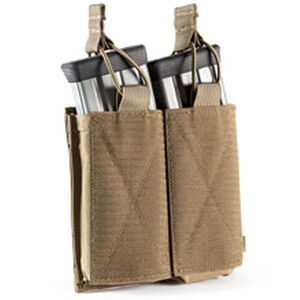 Haley Strategic Double Magazine Wedge Expansion System for D3CR Chest Rig Coyote Tan