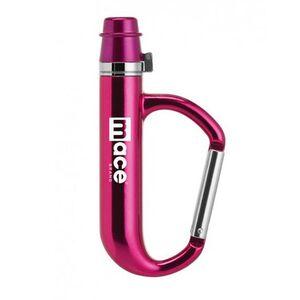 Mace Keyguard Pepper Spray Carabiner Pink
