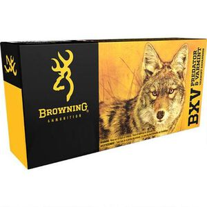 Browning BXV .243 Winchester Ammunition 20 Rounds BXV 65 Grains B192302431